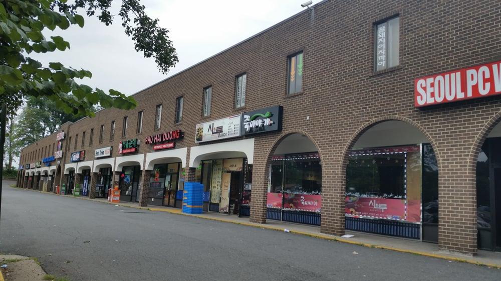 Restaurants In Markham Va