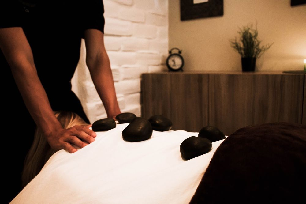 The Relaxology Room