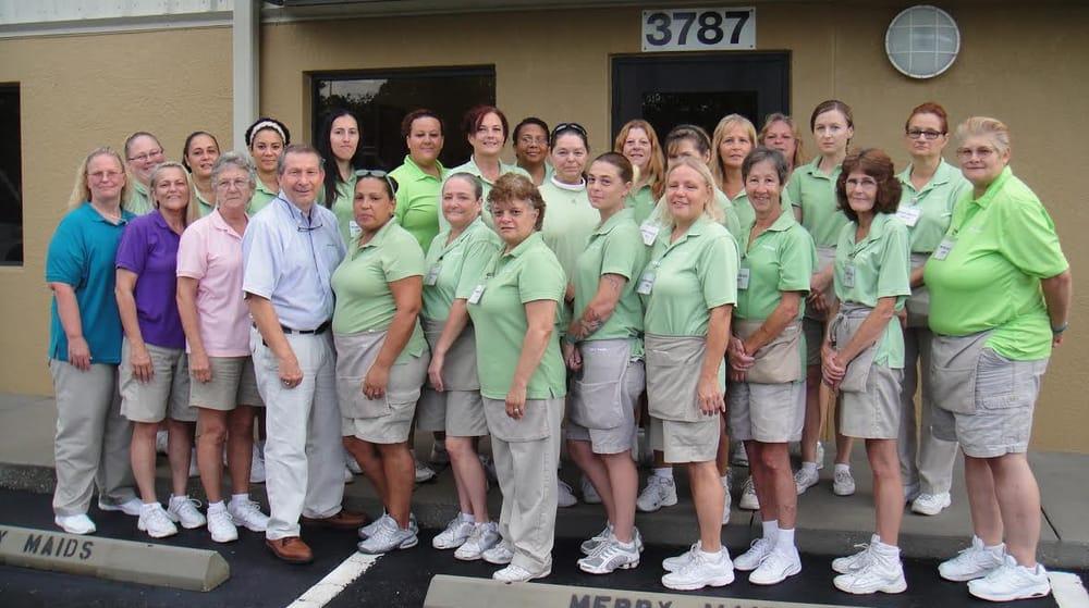 Merry Maids: 4325 Midmost Drive Ste D, Mobile, AL