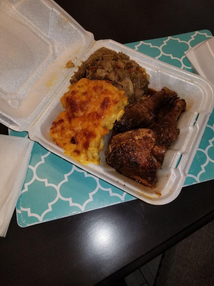 Desmond's Island Soul Grill: 977 Reon Dr, Virginia Beach, VA