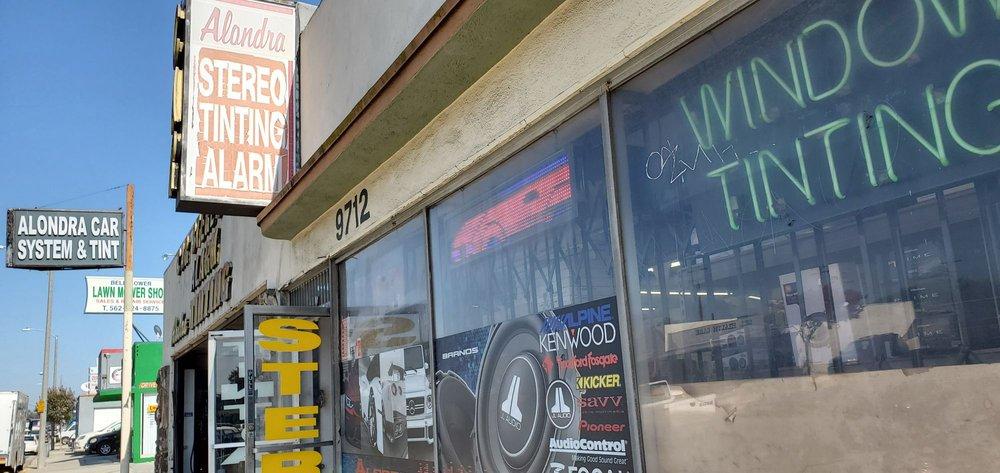 Alondra Car System & Tint: 9712 E Alondra Blvd, Bellflower, CA