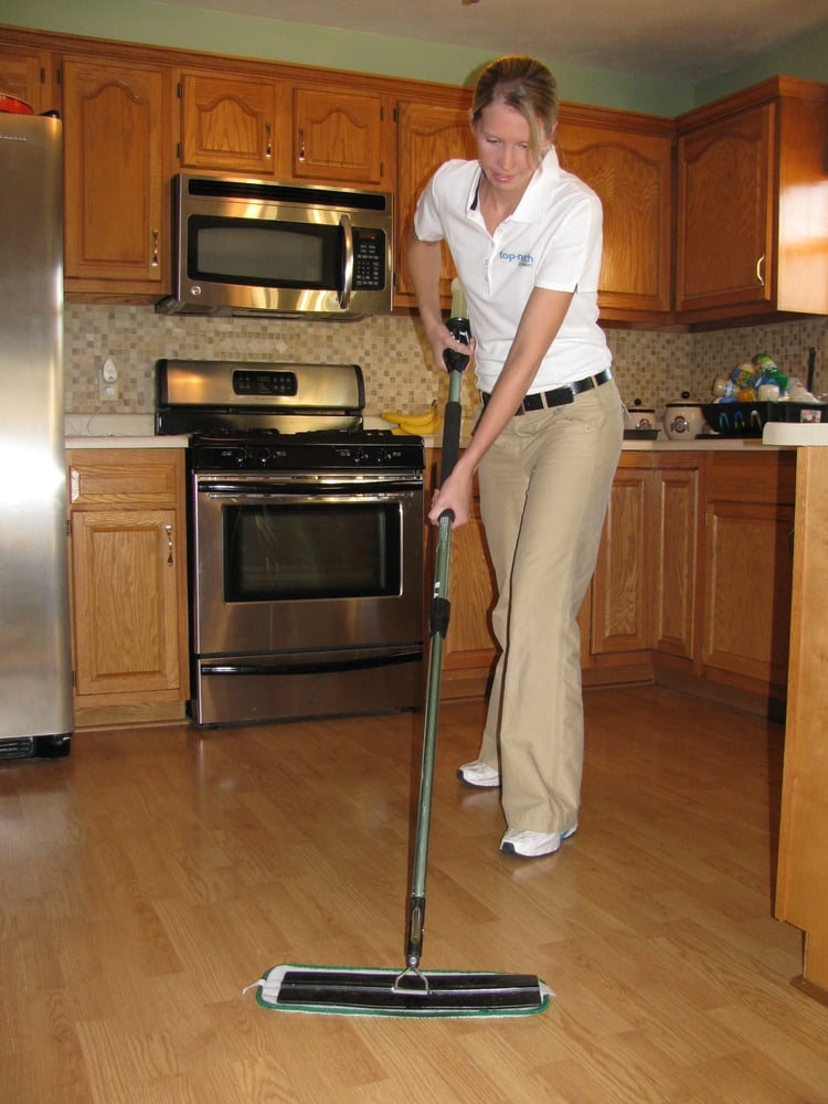 Top-Notch Cleaning, LLC: 887 National Rd, Bridgeport, OH