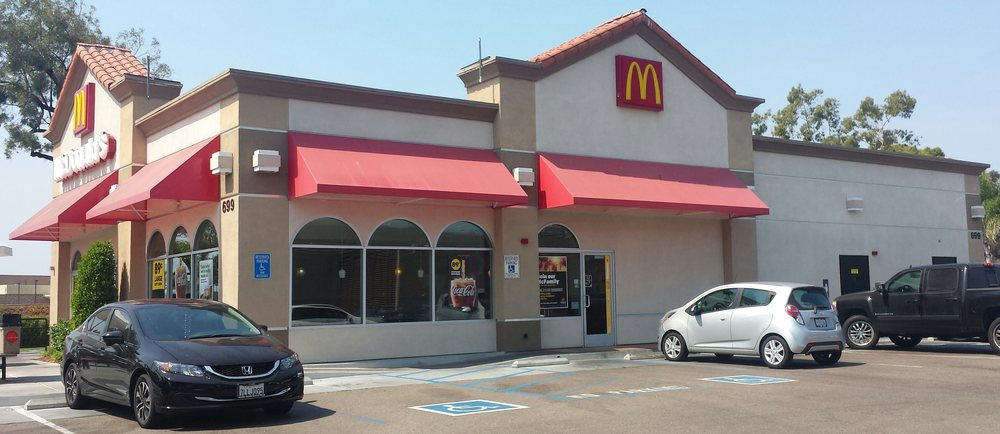 Fast Food Coronado Island