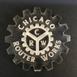 Chicago Router Works- CNC Router Job Shop - Engraving - 6625