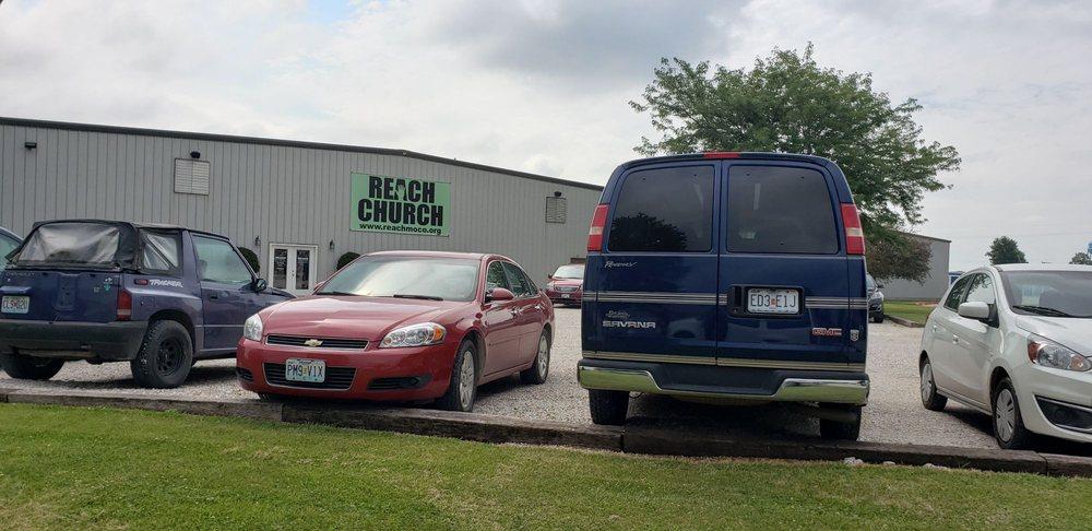 Reach Community Church: 100 Chamber Rd, Montgomery City, MO
