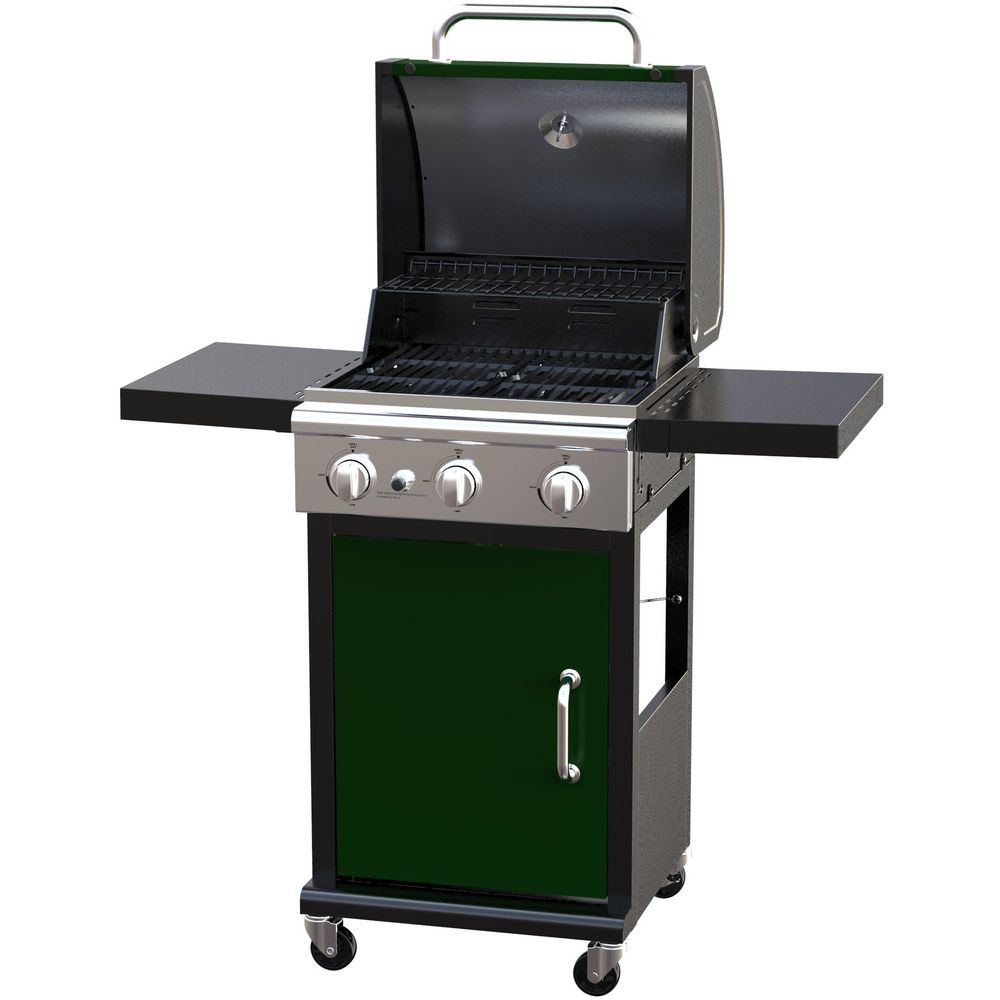 New Better Homes And Garden 3 Burner Gas Grill Yelp