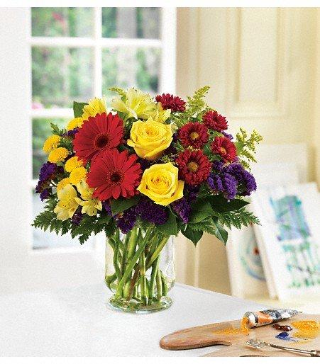 Flowers By George: 335 N. Olympic Ave., Arlington, WA