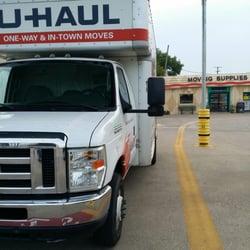 Photo Of U Haul Moving Storage At Downtown Main St Grand Prairie