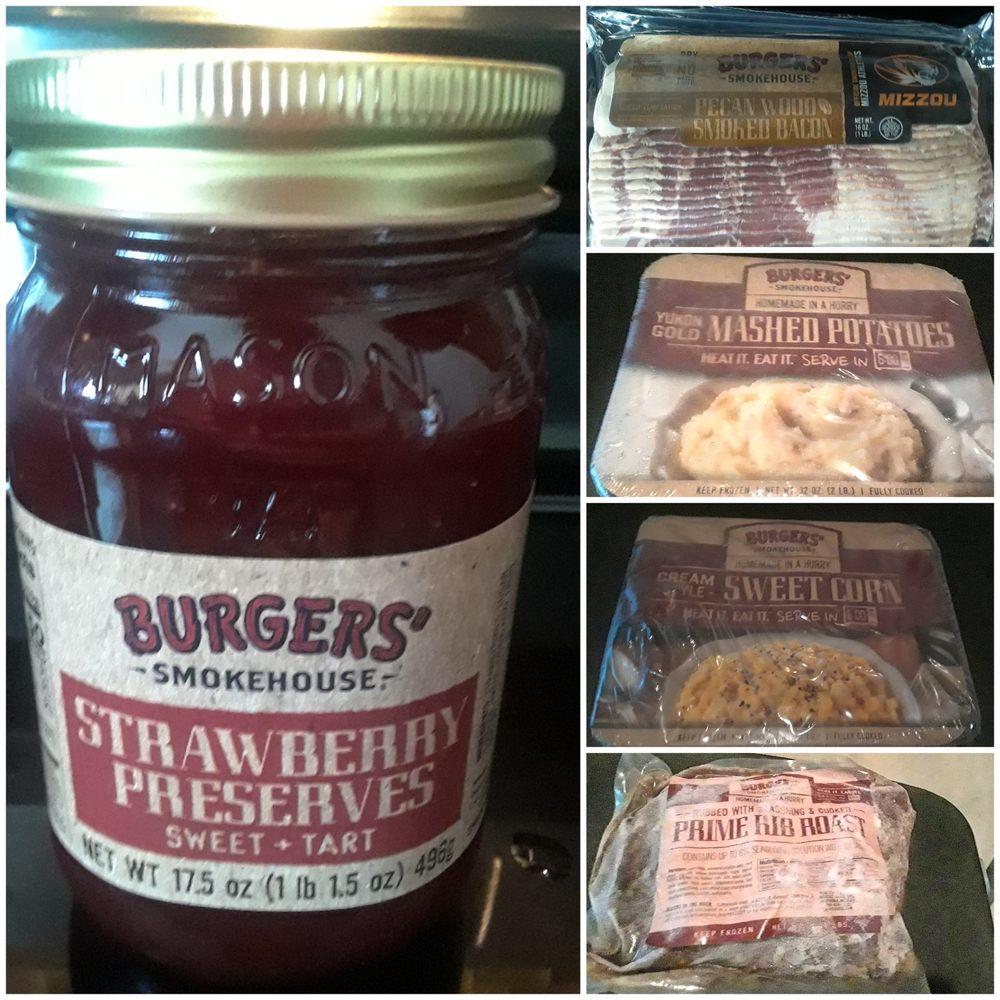 Burgers' Smokehouse: 32819 Hwy 87, California, MO