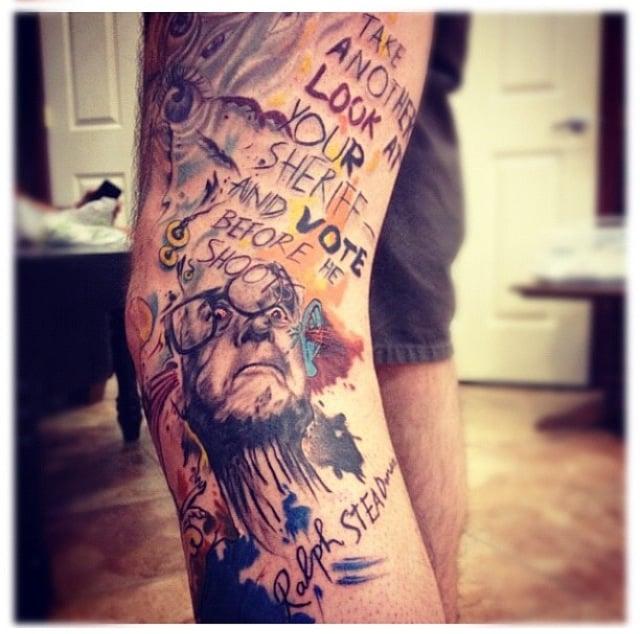 Artists Of Blue Velvet Tattoo: 132 E Maple Ave, Langhorne, PA