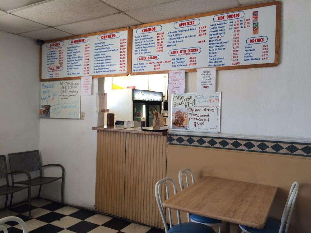 Places That Deliver Food In El Cajon