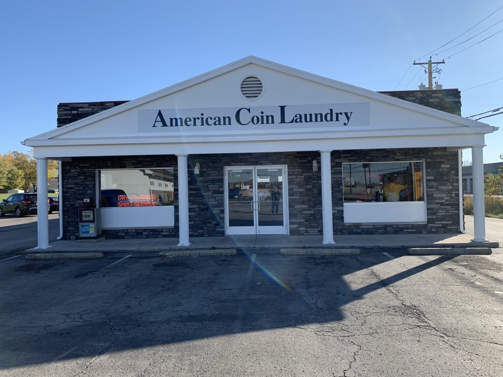 American Coin Laundry: 2575 Sharon Pl, Lima, OH