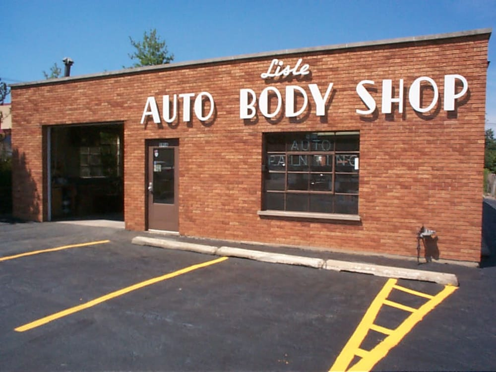 Lisle Auto Body Shop - 14 Reviews - Body Shops - 1916 ...