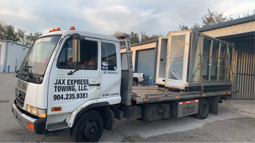 Jax Express Towing