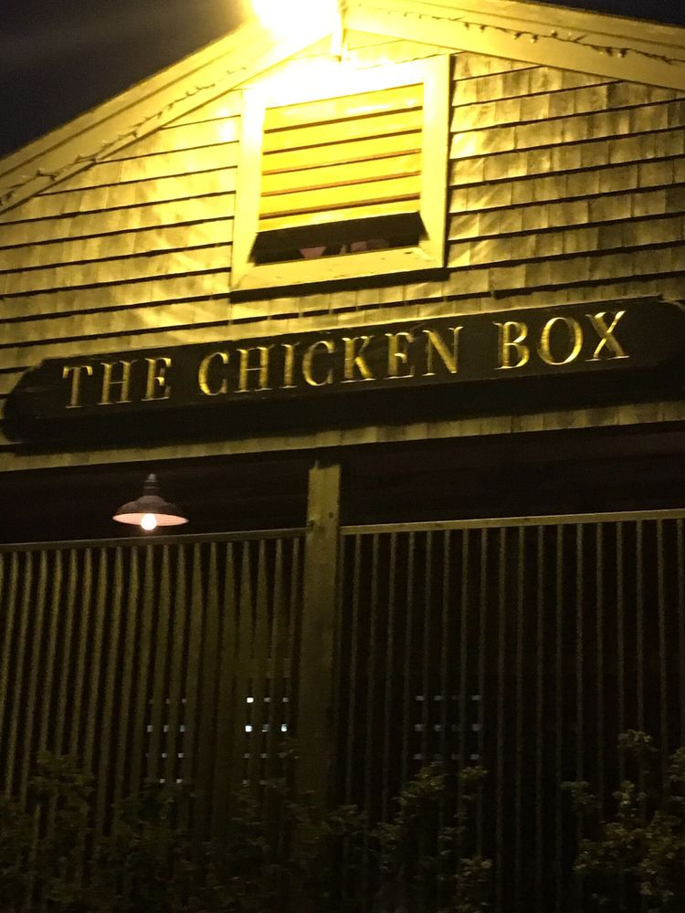 The Chicken Box: 16 Daves St, Nantucket, MA