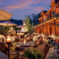 Photo Of Rustic Inn Jackson Wy United States Bistro Offers