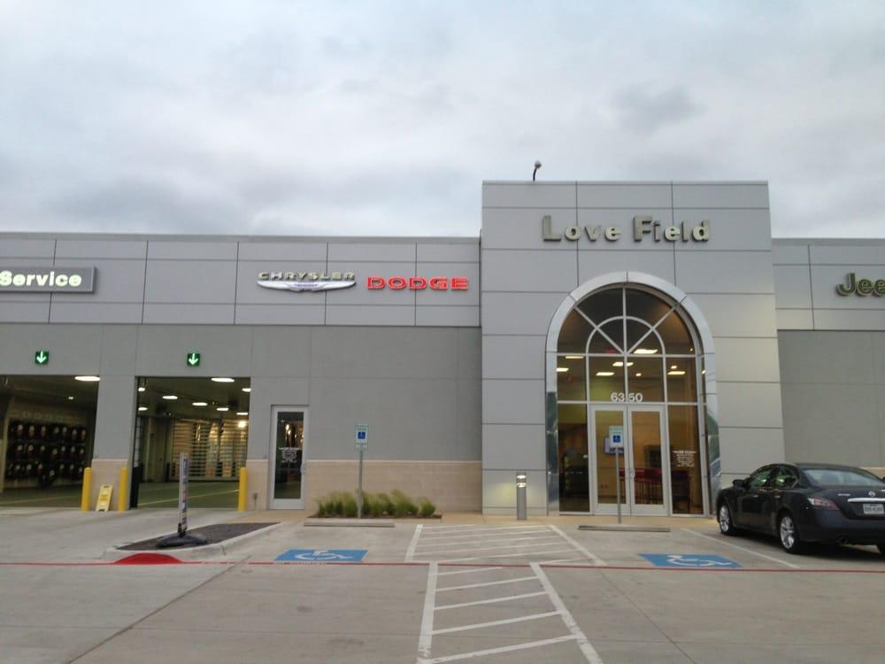 Photo Of Love Field Chrysler Dodge Jeep Ram   Dallas, TX, United States.