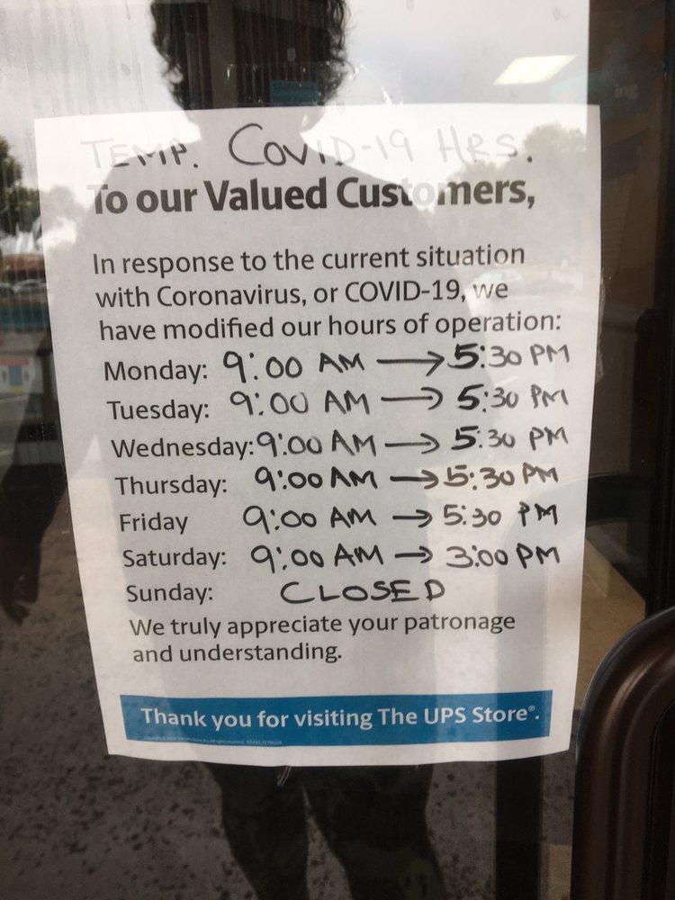 The UPS Store: 1072 Casitas Pass Rd, Carpinteria, CA