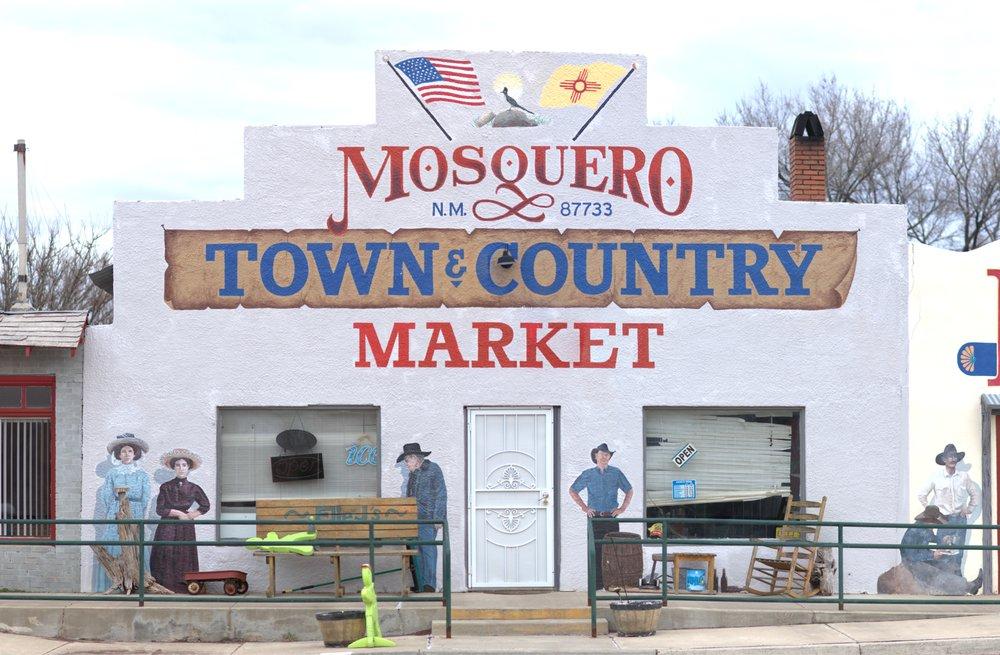Headquarters Restaurant: 20 Main St, Mosquero, NM
