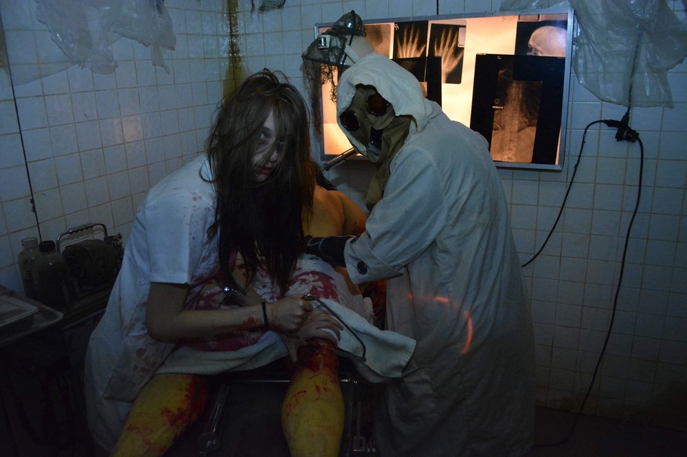 Fear Addiction's Factory of Terror