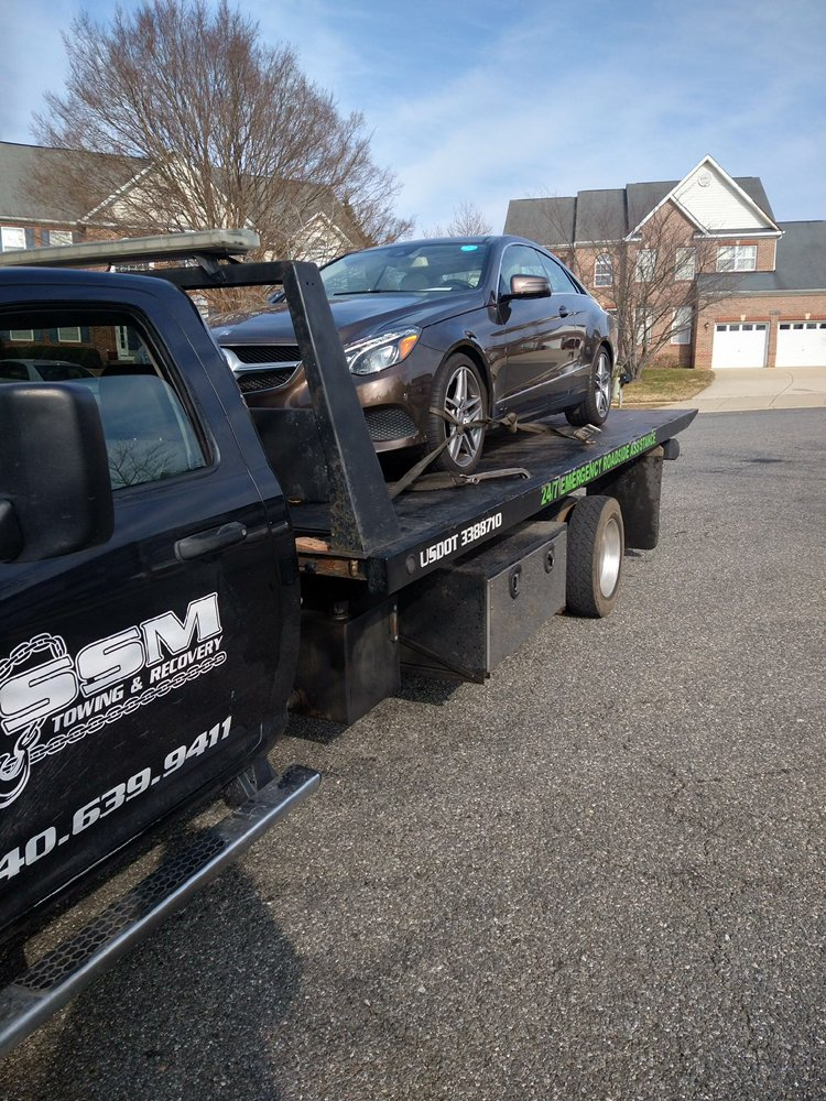 Towing business in Bowie, MD