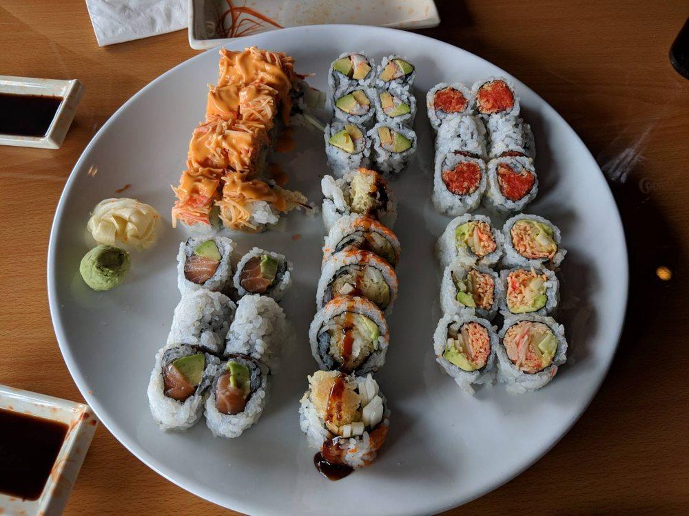 Social Spots from Kisaki Japanese Cuisine