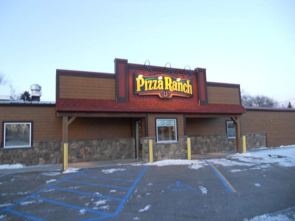 Pizza Ranch: 1110 3rd Ave N, Wahpeton, ND