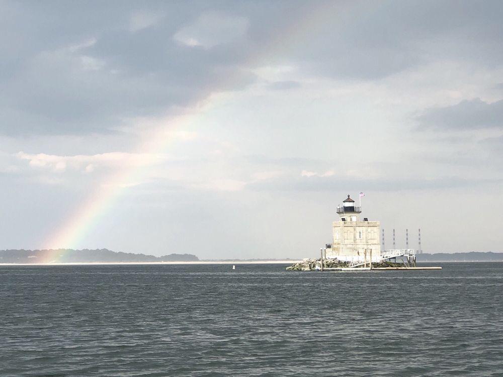 Huntington Lighthouse: 324 W Shore Rd, Huntington, NY