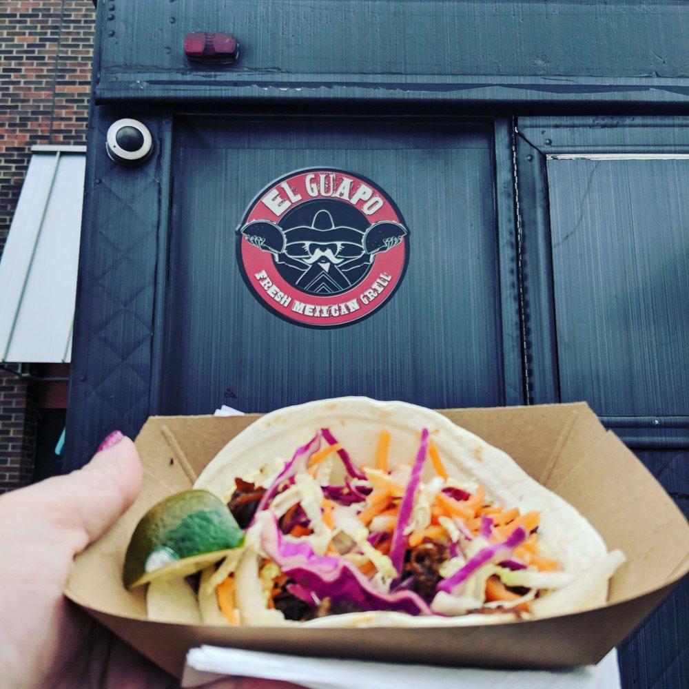 El Guapo - Fresh Mexican Grill: Detroit, MI