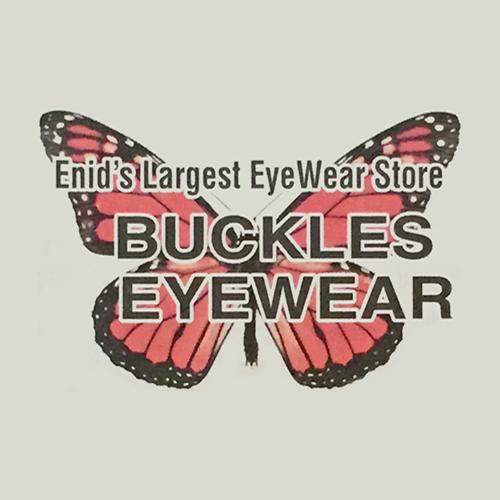 Buckles' Eyewear: 625 W Maine Ave, Enid, OK