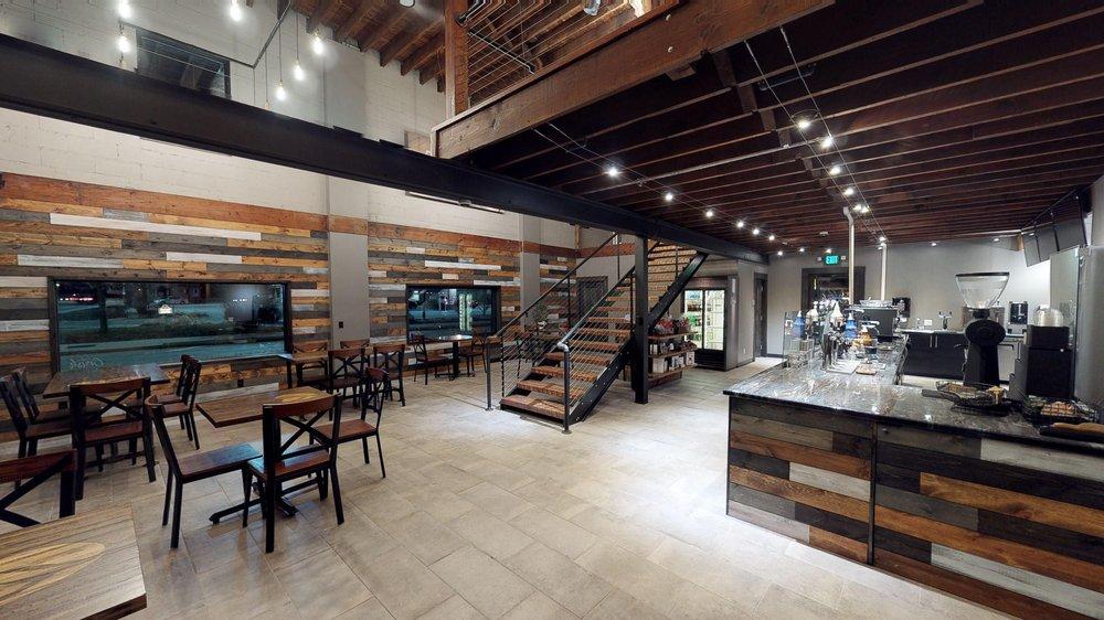 Coffee Crush: 122 North Peoria Ave, Dixon, IL