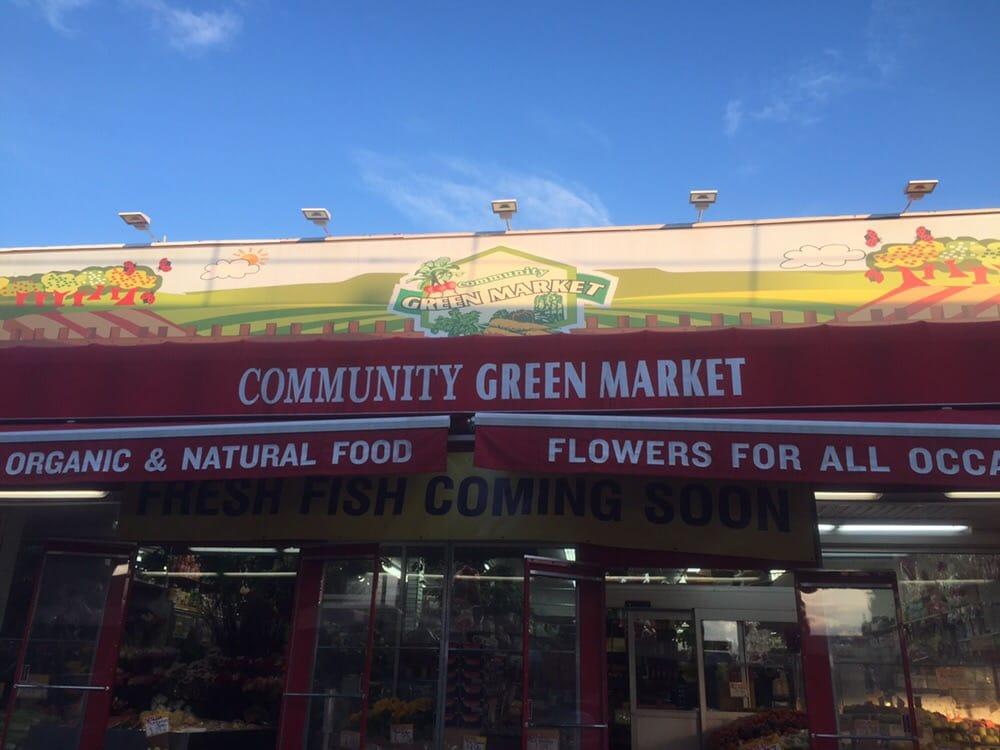 Community Green Market: 2228 White Plains Rd, Bronx, NY