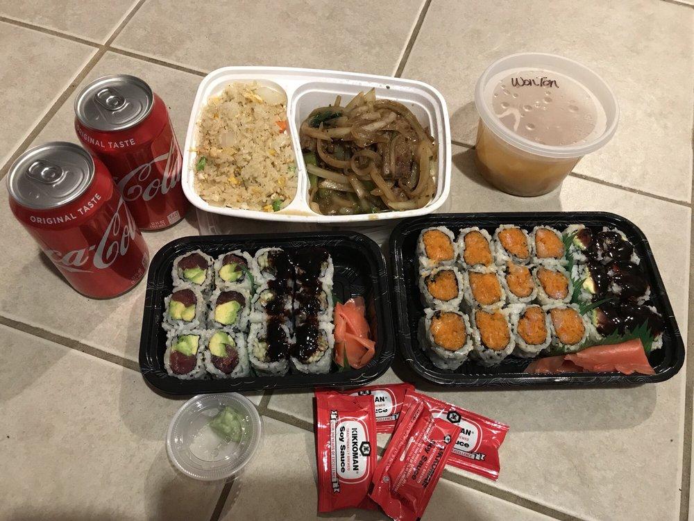 Wasabi Thai: 897 Broadway, Bayonne, NJ
