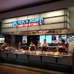 Bourbon Street Cajun Cafe Grill