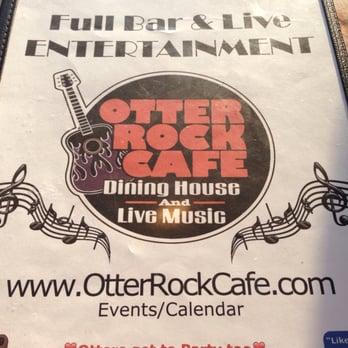 Otter Rock Cafe Morro Bay Yelp