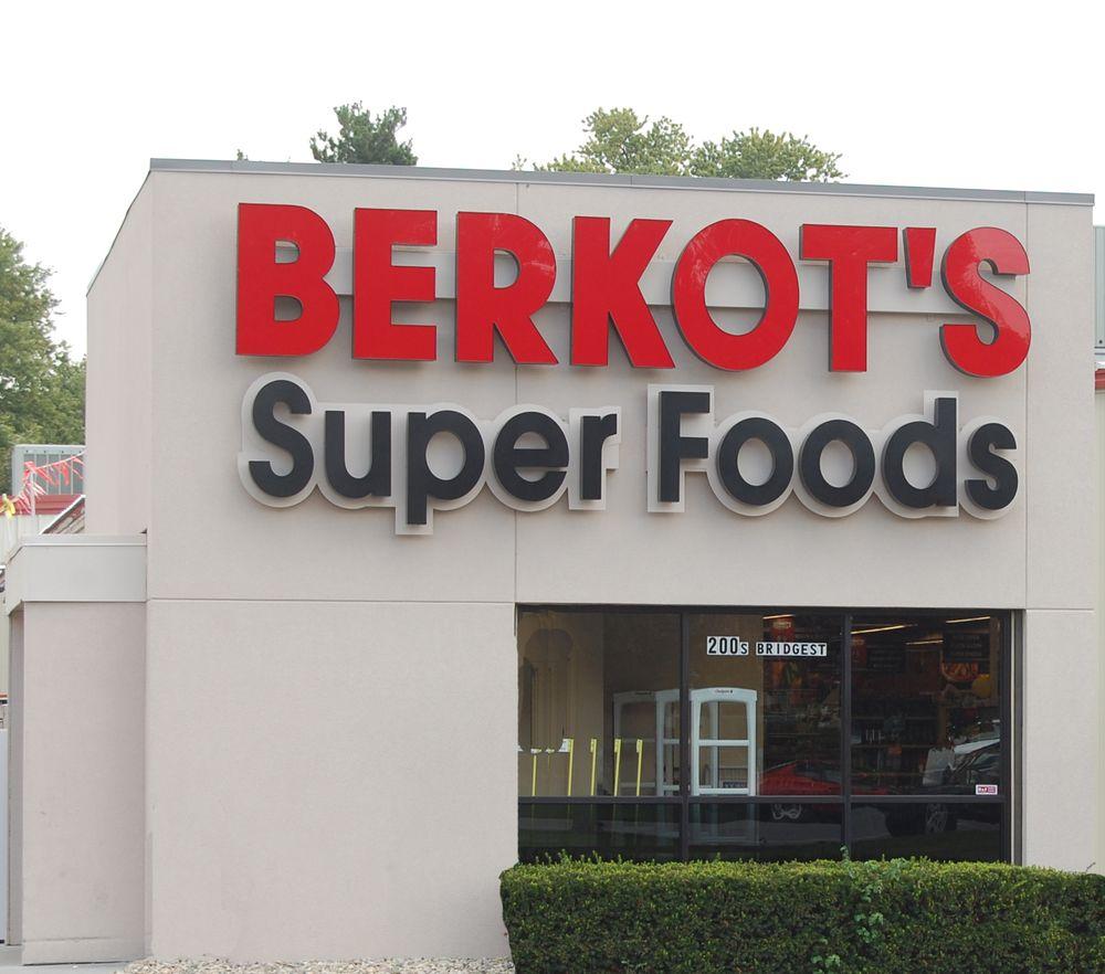Berkot's Super Foods-Aroma Park: 200 S Bridge St, Aroma Park, IL