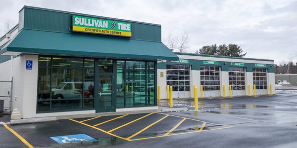 Sullivan Tire & Auto Service: 300 State St, Augusta, ME