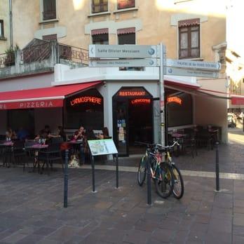 l atmosphere italien 1 rue tres cloitres grenoble restaurant avis yelp. Black Bedroom Furniture Sets. Home Design Ideas