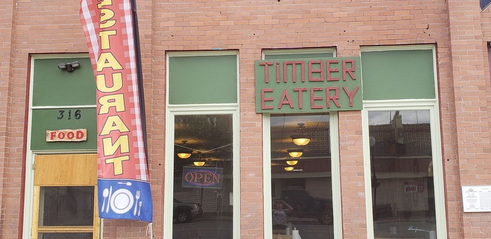 Timber Eatery: 316 Main St, Deer Lodge, MT