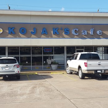 Kojaks Cafe Houston Tx