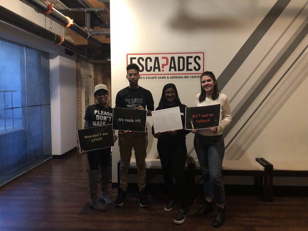 Escapades: 153 W Ohio St, Chicago, IL