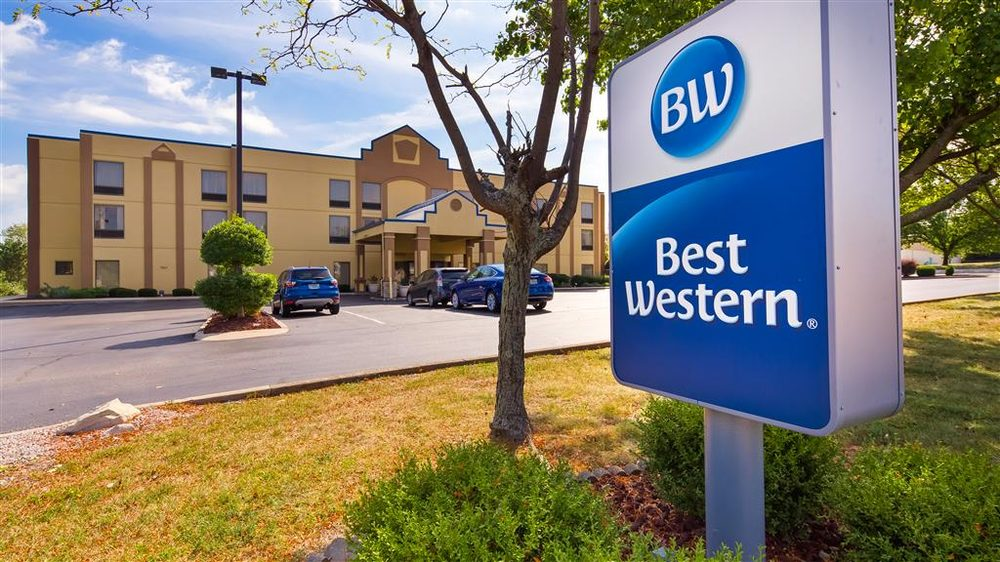 Best Western Inn Florence: 7821 Commerce Dr, Florence, KY