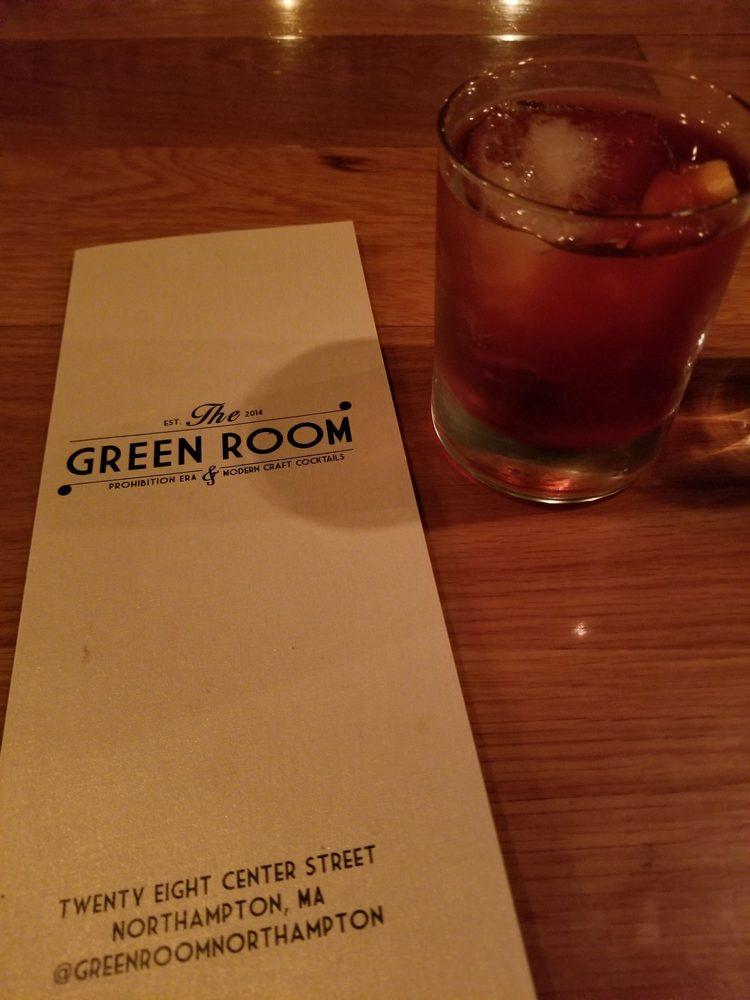 The Green Room: 28 Center St, Northampton, MA