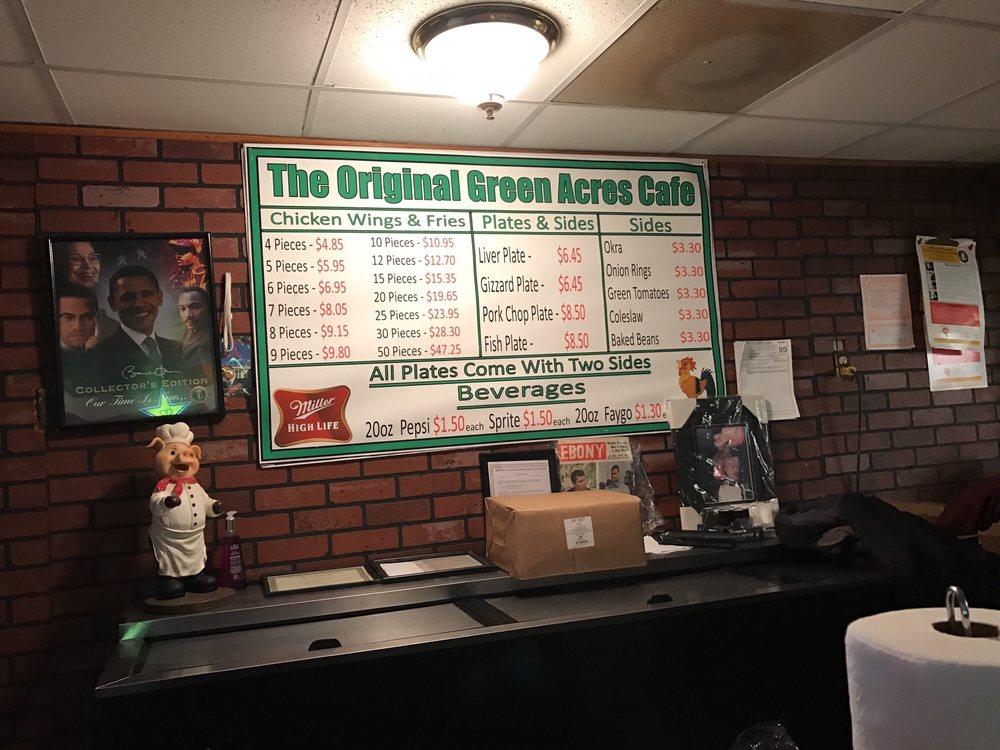 Green Acres Cafe: 2724 29th Ave N, Birmingham, AL