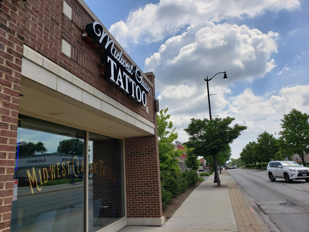Midwest Classic Tattoo: 4916 Dempster St, Skokie, IL