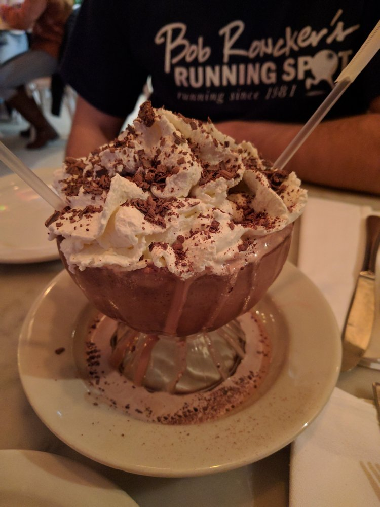 Frrrozen Hot Chocolate - Yelp