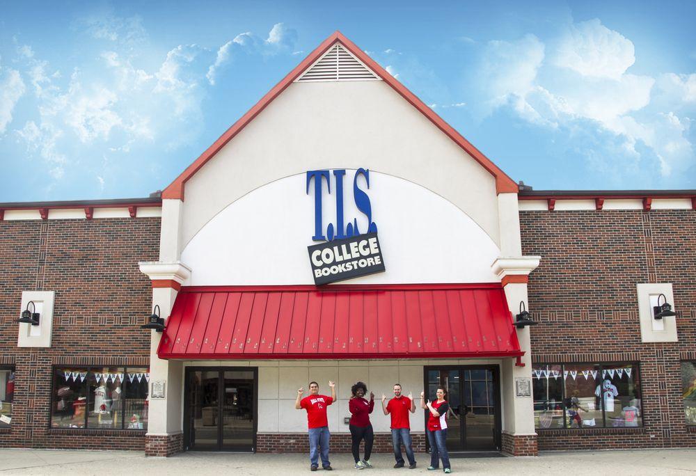 TIS College Bookstore: 1717 W University Ave, Muncie, IN
