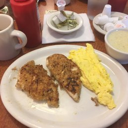 photo of clemmons kitchen clemmons nc united states country fried chicken with - Clemmons Kitchen