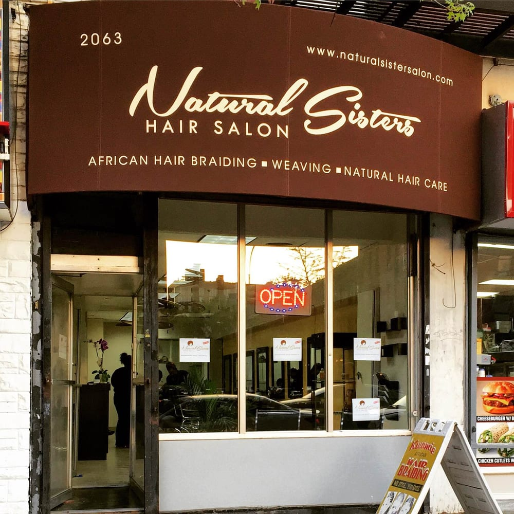 Natural Sisters Hair Salon New York Ny