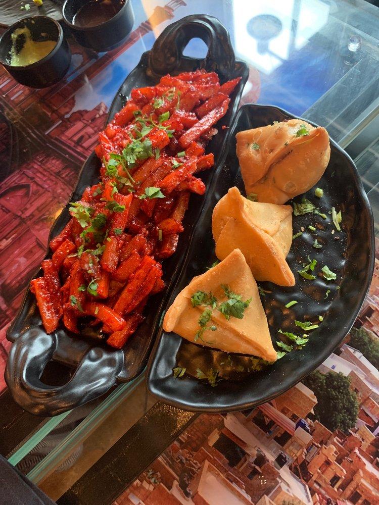 Delhi6 Indian Kitchen & Bar: 1700 Cottonwood Creek, Flower Mound, TX